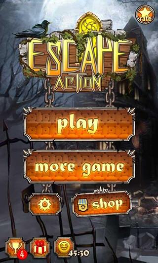 Escape Action скриншот 1