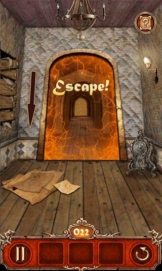 Escape Action скриншот 3