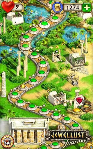 Jewellust Journey скриншот 3