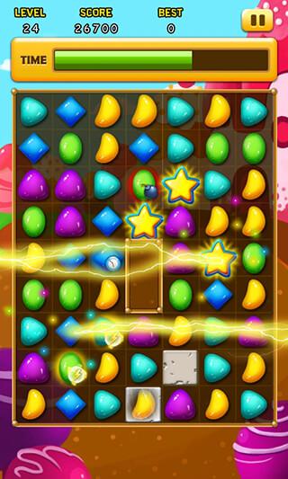 Candy Star скриншот 1