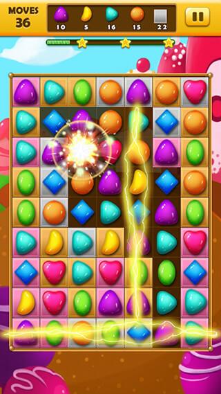 Candy Star скриншот 3