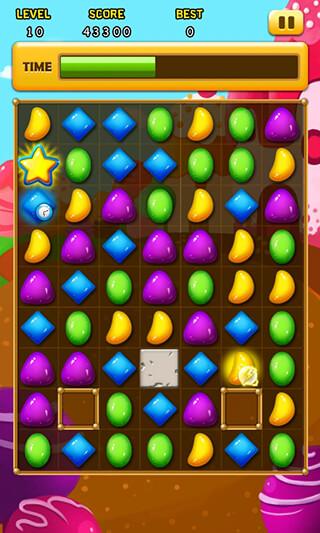 Candy Star скриншот 2