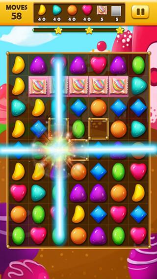 Candy Star скриншот 4