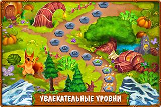 Magic Kitchen: Match 3 Game скриншот 2