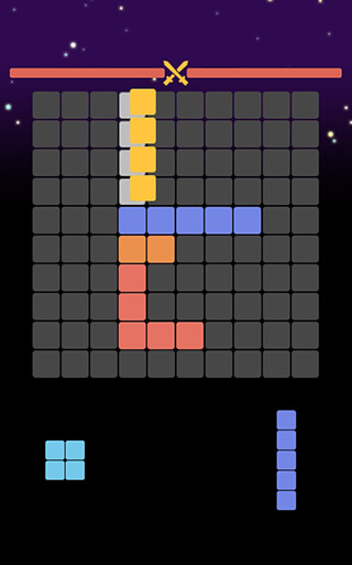 10 Block King скриншот 1