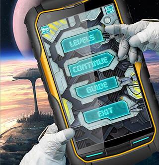 100 Doors: Aliens Space скриншот 1