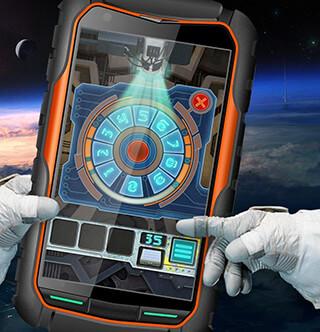100 Doors: Aliens Space скриншот 2