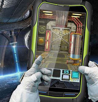 100 Doors: Aliens Space скриншот 3