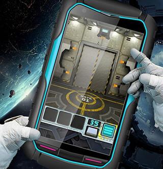 100 Doors: Aliens Space скриншот 4
