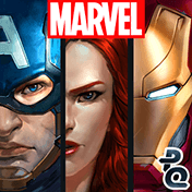 Marvel Puzzle Quest иконка
