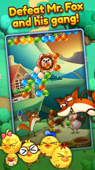 Bubble Coco скриншот 2
