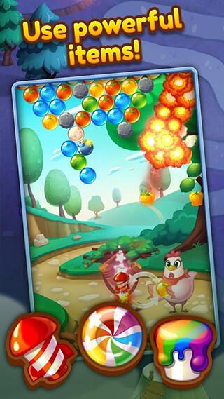Bubble Coco скриншот 3