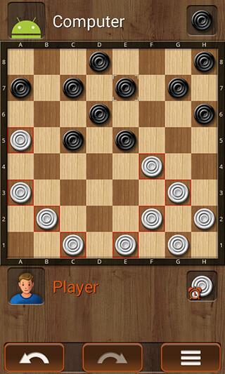 All In One: Checkers скриншот 1