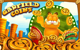 Garfield Coins скриншот 1