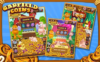 Garfield Coins скриншот 2