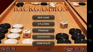 Backgammon скриншот 1
