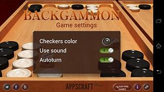 Backgammon скриншот 4