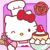 Hello Kitty Cafe иконка