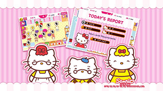 Hello Kitty Cafe скриншот 2