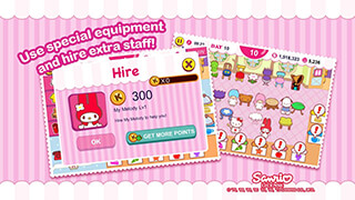 Hello Kitty Cafe скриншот 4