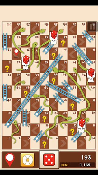 Snakes and Ladders: King скриншот 3