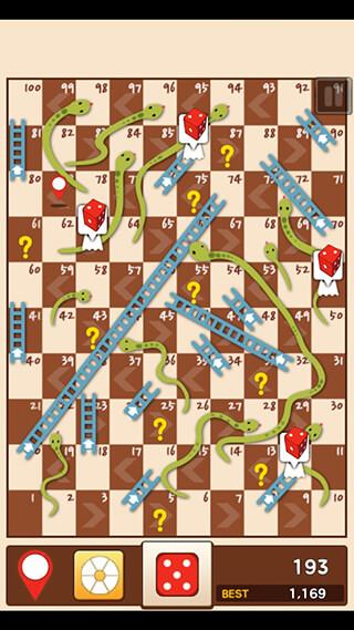 Змеи и лестницы: Король (Snakes and Ladders: King)