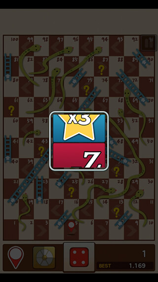 Snakes and Ladders: King скриншот 4