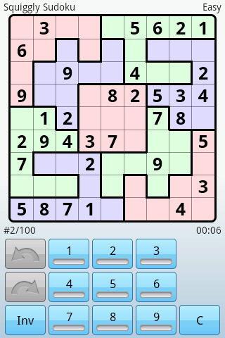 Super Sudoku скриншот 3