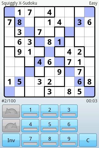 Super Sudoku скриншот 4