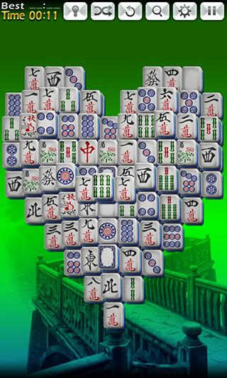 Mahjong Solitaire: Free скриншот 2