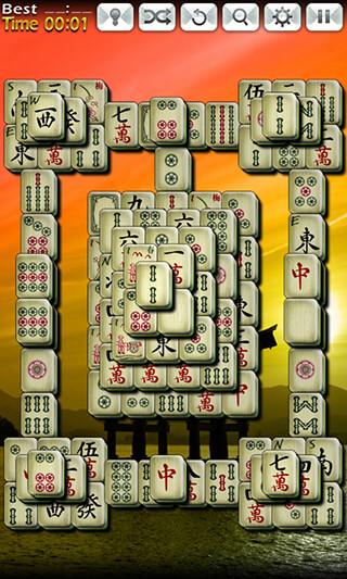 Mahjong Solitaire: Free скриншот 3