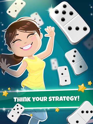 Dominoes By Playspace скриншот 1