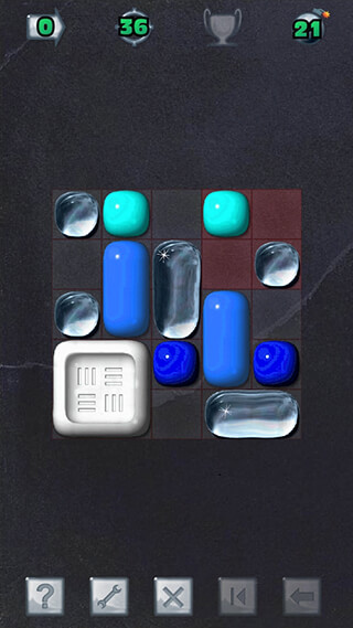 Sticky Blocks: Sliding Puzzle скриншот 2
