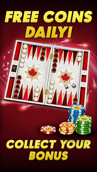 Backgammon Live: Board Game скриншот 1