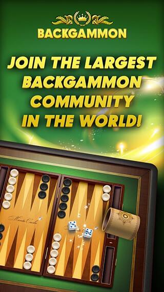 Backgammon Live: Board Game скриншот 2