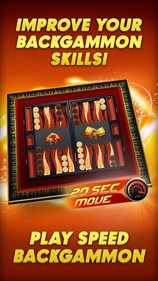 Backgammon Live: Board Game скриншот 4
