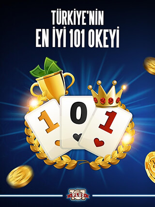 101 Yuzbir Okey Plus скриншот 1
