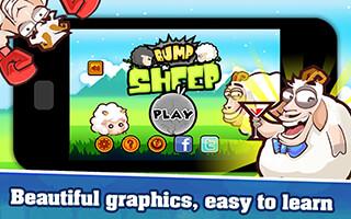 Bump Sheep скриншот 1