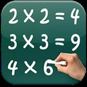 Multiplication Table: Kids Math иконка