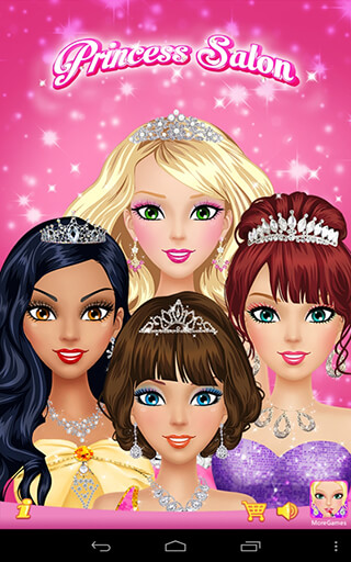 Princess Salon скриншот 1