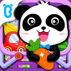 Супермаркет малыша панды (Baby Panda's Supermarket)