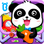 Baby Panda's Supermarket иконка