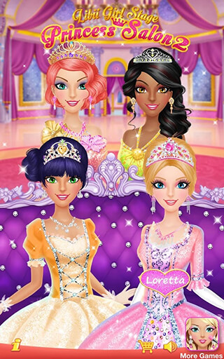 Princess Salon 2 скриншот 1