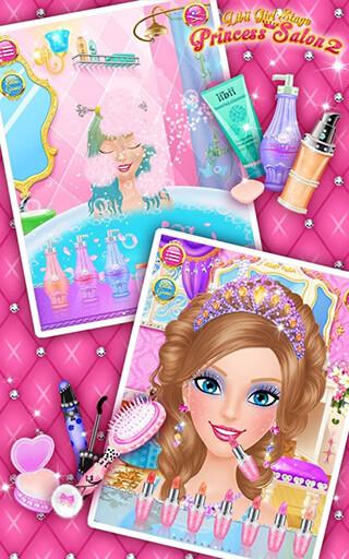 Princess Salon 2 скриншот 2
