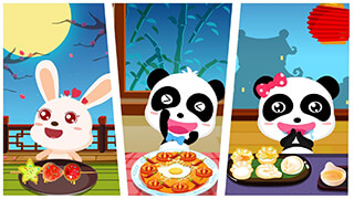 Chinese Recipes: Panda Chef скриншот 4