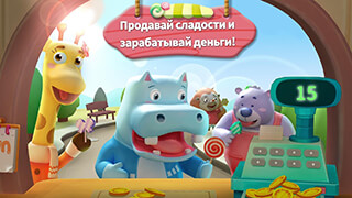 Little Panda's Candy Shop скриншот 4