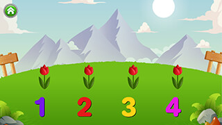 Kids Numbers And Math: Free скриншот 1