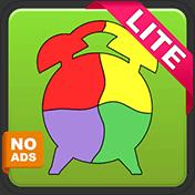 Kids Preschool Puzzles Lite иконка