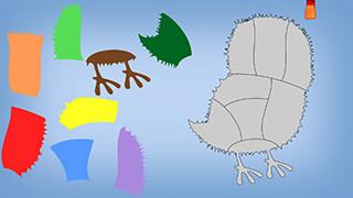 Kids Preschool Puzzles Lite скриншот 1