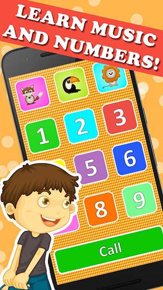 Baby Phone: Games For Babies скриншот 3